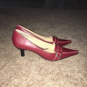 Chadwick Red Heels Excellent Condition